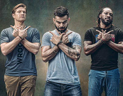 Wrogn RCB Campaign 2016