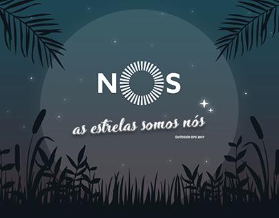NOS Department Outdoor | As Estrelas Somos Nós