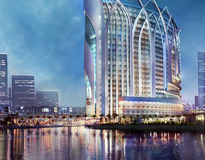 Modern Arabic Hotel   KSA