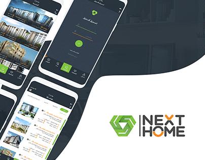 Next Home - Mobile App