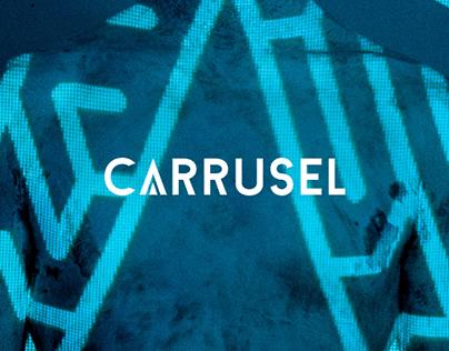 Carrusel band branding