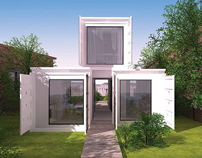 CUBE SPACE - 青年創意住宅計劃