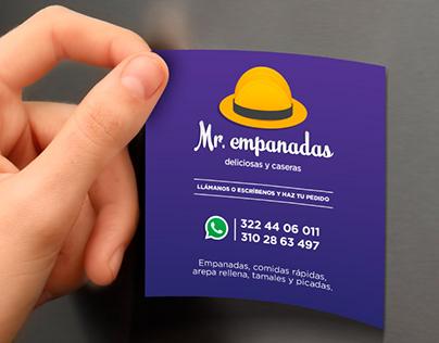 Marca M.r empanadas
