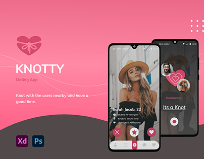 Knotty - The Dating App you wanted.