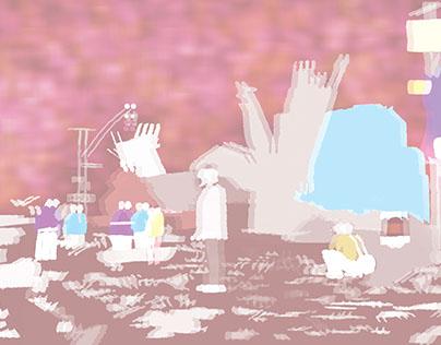 'CHAOS' I - Digital experiments