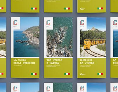 Toscana Costa Etrusca - destination brand