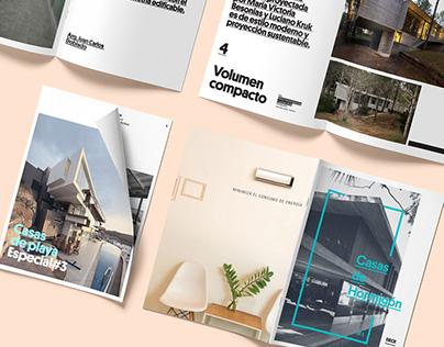 Diseño Editorial — Especiales Deck