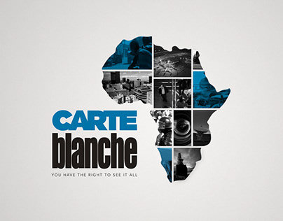M-Net Carte Blanche - Title Sequence