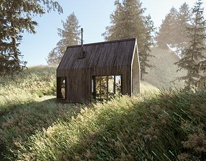 Contest Cabin (Model by Ander Alencar)