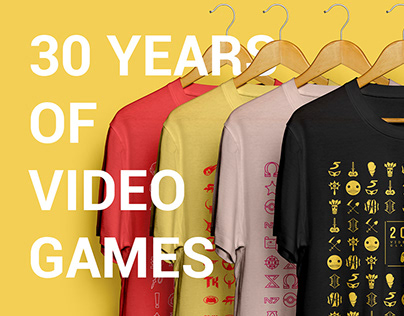 30 YEARS OF VIDEO GAME CLASSICS