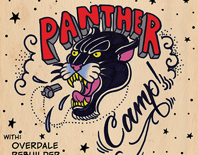 Panther Camp Flyer, 2016