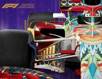 2018 Singapore Grand Prix Formula 1®