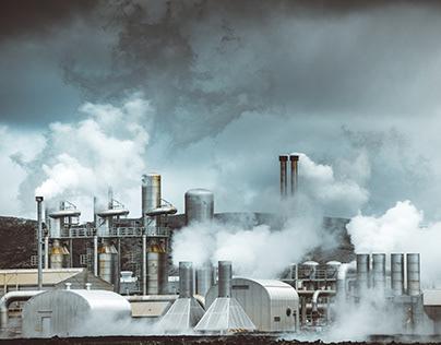 Iceland / Eco Industrialism.