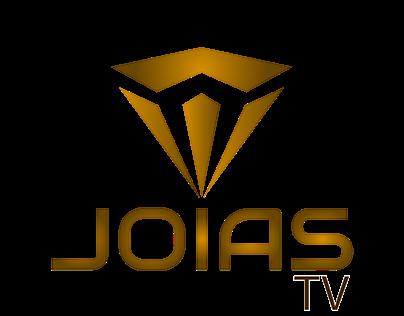 Identidade visual e vinheta - programa JOIAS TV