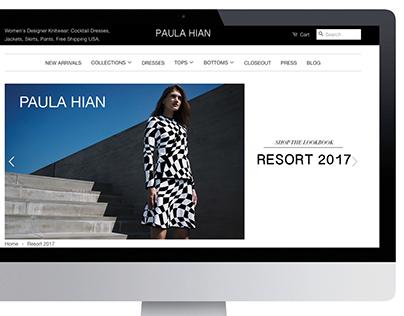 Paula Hian Designs // Philadelphia, PA