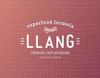 LLANG skincare brand renewal