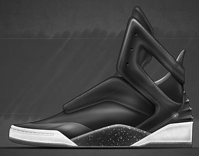 Shoe Concept Render