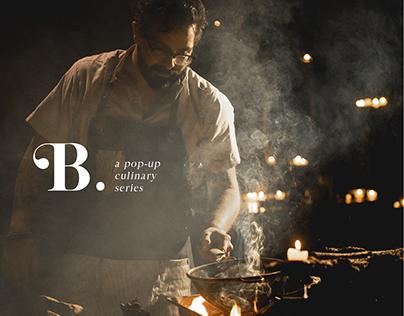 Conceptualization & Branding | BALDÍO: Culinary series