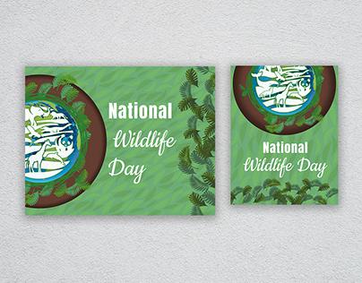 Design Kit - National Wild Life Day