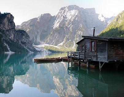THE EMERALD - Lago di Braies | Dolomites