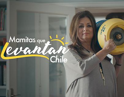 Lipigas - Mamitas que levantan Chile