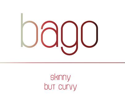 bago | typography
