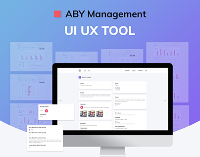 ABY UI/UX Tool