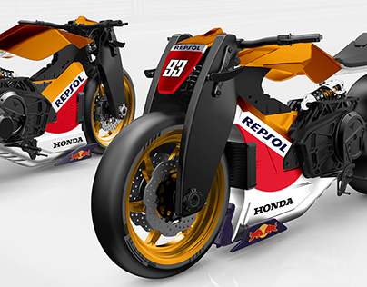 MOTO GP 2KXX CONCEPT | by whitegraphic