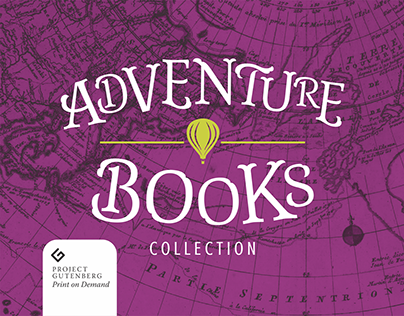 Adventure Books Collection