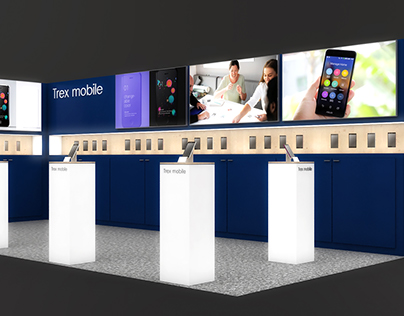 Trex Mobile 10x30 Exhibition