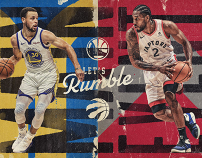 """Let's Rumble"" 2019 NBA Playoffs"