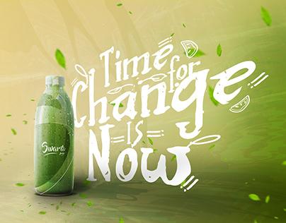 Swartii® Natural Juice   Summer Campaign