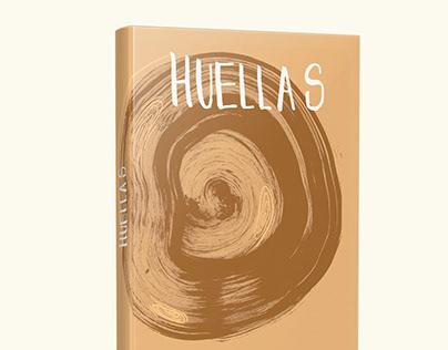 Huellas - Diseño Editorial