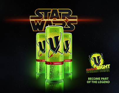 Energy Drink Concept package