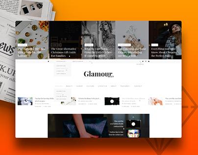 Glamour News - Blog News Articles