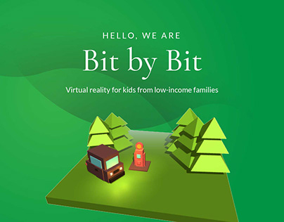 Bit by Bit: VR to Inspire Kids from Low-Income Families