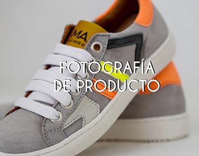 Fotografía de producto.