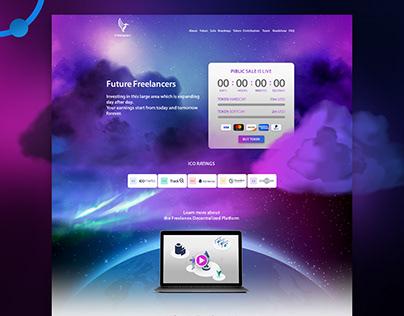 Freelanex ico Website Design & Development