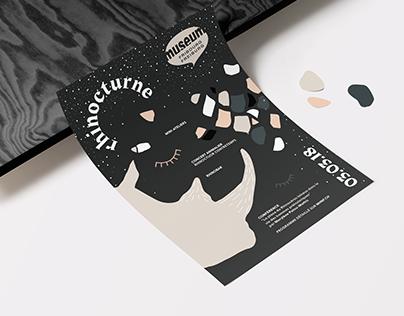 Rhinocturne | Communication design
