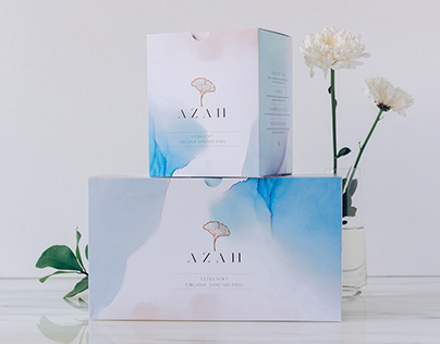 AZAH - Branding & Packaging