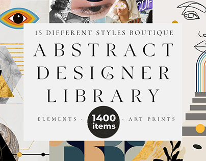 ABSTRACT DESIGNER LIBRARY