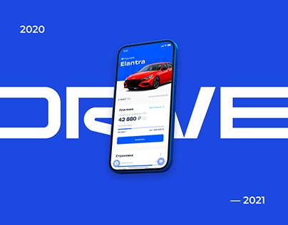 AzurDrive — Car leasing company