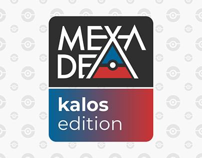Art Pokedex MX. Kalos Edition