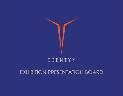 EXHIBITION PRESENTATION BOARD
