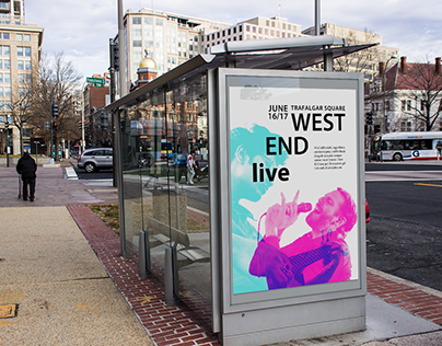 West end live poster
