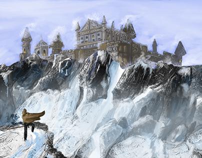 Snow Mountain Concept
