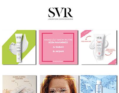 SVR // Social Media