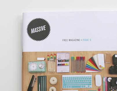 MASSIVE Magazine | Issue 6