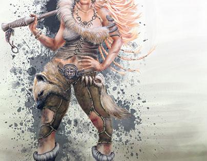Wildling Warrior