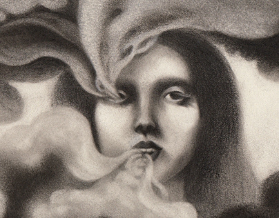 "PENCIL ART ""Le Sfumate"""